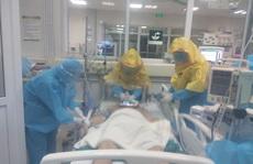 13 bệnh nhân Covid-19 rất nặng, 1 ca ở TP HCM nguy cơ tử vong