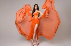 Ý nghĩa chiếc váy cam của hoa hậu Khánh Vân tại bán kết Hoa hậu Hoàn vũ 2020