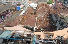Trung Quốc: Lốc xoáy càn quét 2 thành phố, hàng trăm người thương vong