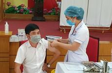 Gần 10.000 người ở Quảng Bình được tiêm vắc-xin Covid-19