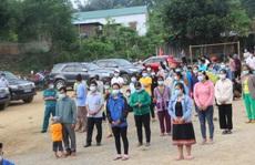 Cử tri vùng biên giới Quảng Nam hân hoan đi bầu cử sớm