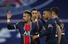 'Song sát' Neymar - Mbappe lập công, PSG áp sát ngôi đầu bảng Ligue 1