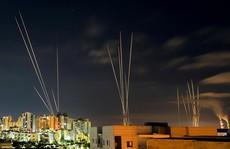 Israel 'lùng' bệ phóng rốc-két ngầm của Hamas