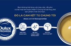 "AkzoNobel giới thiệu ""DULUX PROMISE - CAM KẾT 3 CHUẨN"" tại Việt Nam"