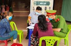 Quảng Nam: 206 người không mang khẩu trang bị phạt 215 triệu đồng