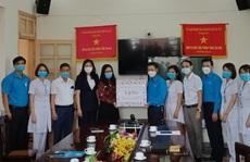 Hà Nội: Động viên lực lượng ở tuyến đầu chống dịch