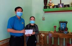 Quảng Bình: Thăm hỏi công nhân bị tai nạn lao động