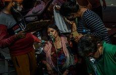 Covid-19: Ớn lạnh 'ngày chết chóc nhất thế giới' tại Ấn Độ
