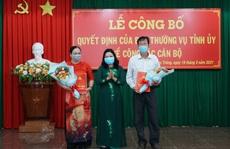 Phó Chủ tịch Thường trực LĐLĐ tỉnh Sóc Trăng nhận nhiệm vụ mới