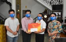 Chương trình 'Mai Vàng nhân ái' thăm Nghệ nhân quan họ Trung Kiên