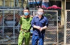 Nguyễn Trọng Thanh, kẻ xưng 'có nhiều mối quan hệ lớn' bị tuyên phạt 8 năm tù