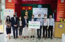 Manulife Việt Nam nhận giải thưởng vì những đóng góp cải thiện sức khỏe cộng đồng