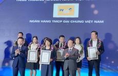 PVcomBank vào Top 500 doanh nghiệp tăng trưởng nhanh nhất Việt Nam năm 2021