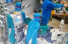 Một trường hợp mắc Covid-19 tại Hà Nội tử vong