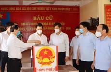 Do dịch Covid-19, Bắc Ninh được bầu cử sớm tại một số khu vực