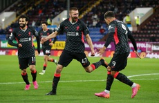 Liverpool trở lại Top 4 Ngoại hạng Anh, Arsenal tiếp tục nuôi giấc mơ châu Âu