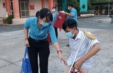 Chăm lo cho đoàn viên- lao động nghèo trong Tháng Công nhân