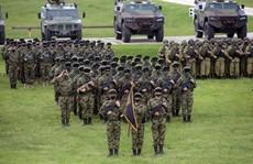 Mỹ, Nga 'làm nóng' Balkan với các cuộc tập trận cùng lúc