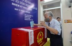 Cử tri 97 tuổi đã 15 lần đi bỏ phiếu bầu cử từ cuộc bầu cử đầu tiên năm 1946