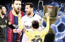 Giảm 50% lương ở Barcelona, Messi vẫn 'giàu' nhất thế giới bóng đá