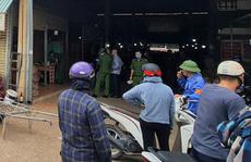 Án mạng kinh hoàng ở chợ đầu mối lớn nhất Thanh Hóa