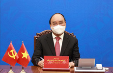 Chủ tịch nước Nguyễn Xuân Phúc mời Tổng Bí thư, Chủ tịch Trung Quốc thăm Việt Nam