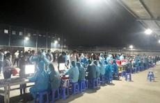 Bắc Giang ghi nhận thêm 107 ca dương tính SARS-CoV-2 trong 24 giờ