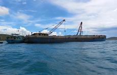 Tàu chở 1.500 tấn tro bay 'mất tích' vì sợ nguy hiểm?