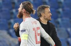 Ramos và 'tập đoàn' Real Madrid sạch bóng ở tuyển Tây Ban Nha
