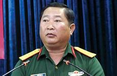Thiếu tướng, Phó tư lệnh Quân khu 9 bị cách chức tất cả chức vụ trong Đảng