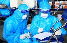 Trở lại công ty làm việc, nữ công nhân quê Thanh Hóa dương tính SARS-CoV-2