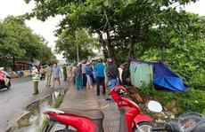 Tìm người thân thi thể người đàn ông nằm dưới rạch ở Phú Quốc