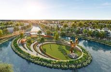 Sông nước tự nhiên: Lợi thế sinh thái hiếm có tại Aqua City