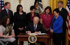 Việt Nam hoan nghênh Tổng thống Joe Biden ký ban hành luật chống thù hận người gốc Á