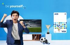 ACB 'chào sân' bộ thẻ ngân hàng mới - tinh thần 'Be Yourself'
