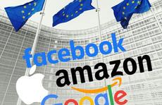 Châu Âu mạnh tay với 'Big Tech'