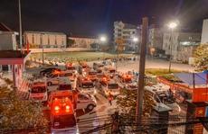 Hàng chục xe chuyên dụng đưa 3.000 công nhân ở Bắc Giang đi cách ly ngay trong đêm