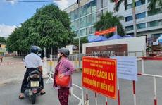 Người dân sống gần chung cư Sen Xanh, TP HCM: Hạn chế đi lại để phòng dịch Covid-19