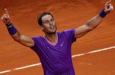 Roland Garros 2021 không có chung kết trong mơ