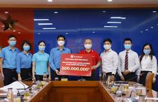 SeABank ủng hộ gần 1,7 tỉ đồng cho người lao động bị ảnh hưởng bởi Covid-19