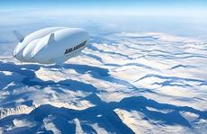 """Khí cầu bay """"thân thiện môi trường"""" có thể thay thế máy bay"""