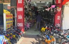 Nhu cầu thể dục tăng, xe đạp bán chạy