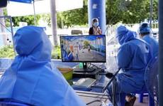 Bệnh viện lên tiếng về việc nam bệnh nhân chuẩn bị test Covid-19 thì chạy trốn
