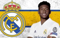 Real Madrid chính thức sở hữu 'vua danh hiệu' David Alaba