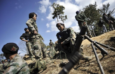 Quân nổi dậy Myanmar tuyên bố bắn rơi trực thăng quân sự