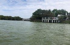 Hồ Dầu Tiếng vẫn bảo đảm an toàn