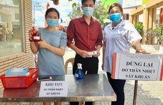 Ra vào TP HCM dịp lễ, giáo viên và học sinh phải khai báo y tế