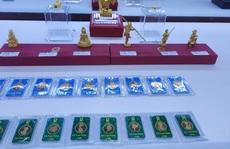 Giá vàng hôm nay: Vàng SJC tăng thêm vào cuối ngày