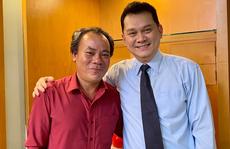 NSƯT Hữu Châu hạnh phúc hội ngộ Phương Bình sau 30 năm