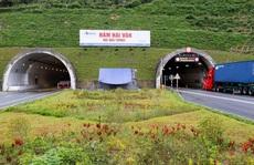 Nghỉ lễ, lưu lượng xe qua hầm Hải Vân tăng cao nhưng không xảy ra ùn tắc